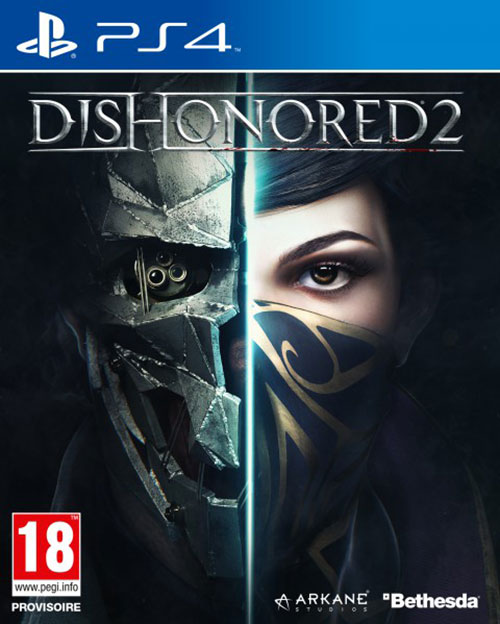 Dishonored 2 - PlayStation 4 Játékok