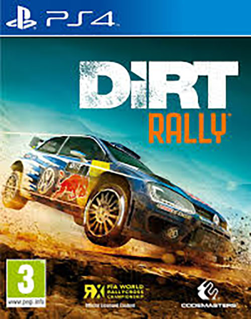 Dirt Rally - PlayStation 4 Játékok