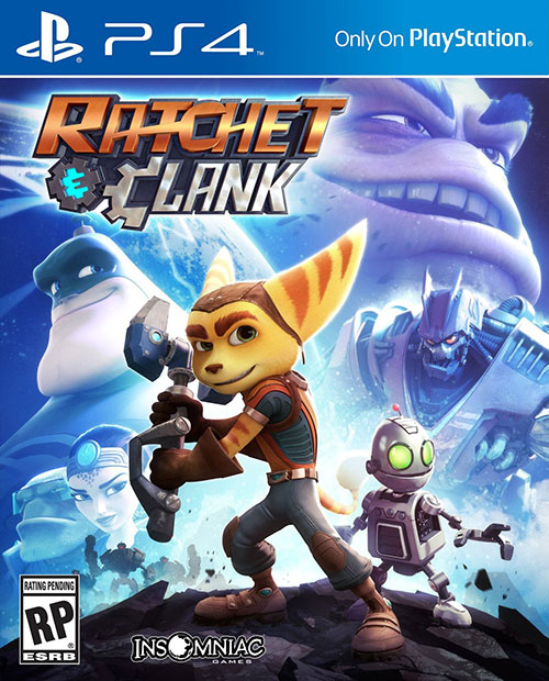 Ratchet and Clank - PlayStation 4 Játékok
