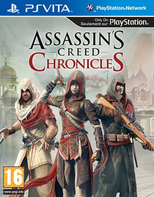 Assassins Creed Chronicles - PS Vita Játékok