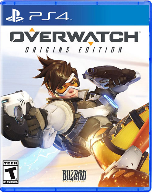 Overwatch Origins Edition - PlayStation 4 Játékok