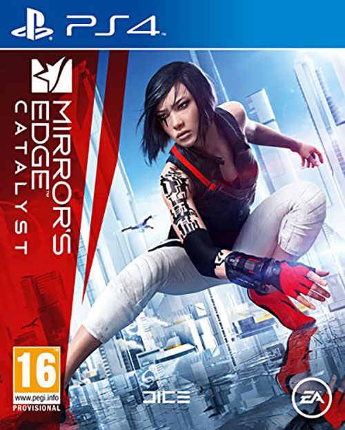 Mirrors Edge Catalyst - PlayStation 4 Játékok