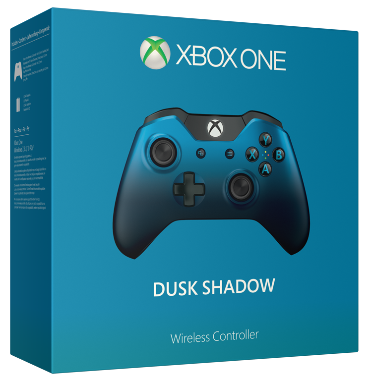 Microsoft Xbox One Wireless Controller 3.5mm Jack Dusk Shadow - Xbox One Kiegészítők
