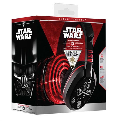 Turtle Beach Ear Force STAR WARS Gaming Headset Black  - Xbox One Kiegészítők