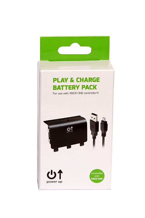 Power Up Play And Charge Battery Pack - Xbox One Kiegészítők