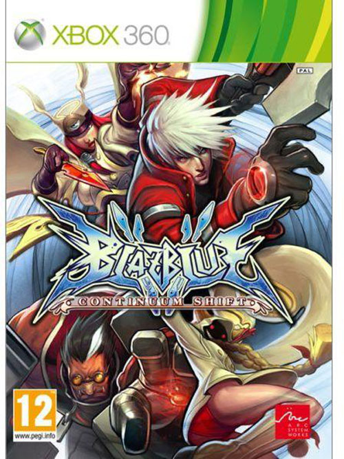 Blazblue Continuun Shift Limited Edition