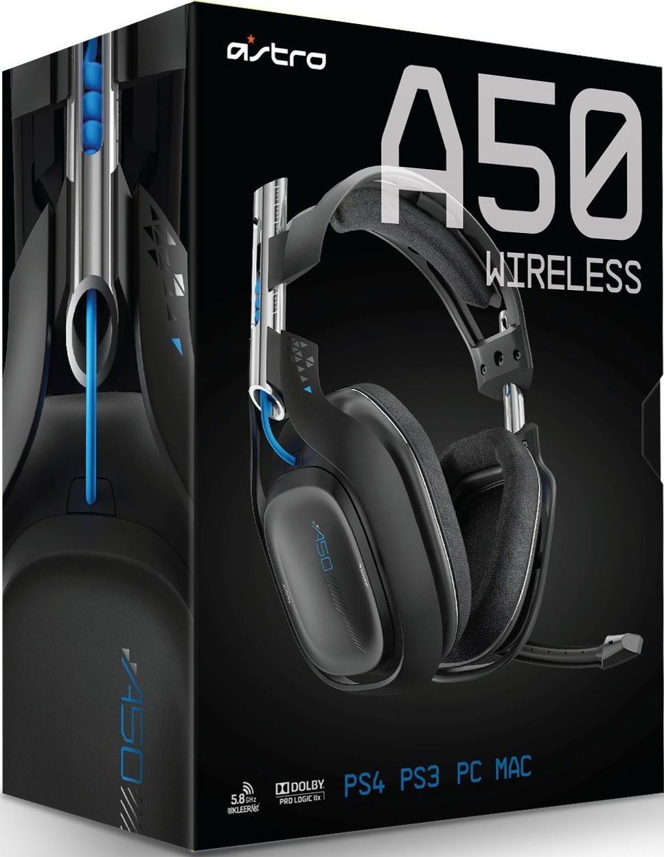 Astro Gaming A50 Wireless Headset - PlayStation 4 Kiegészítők