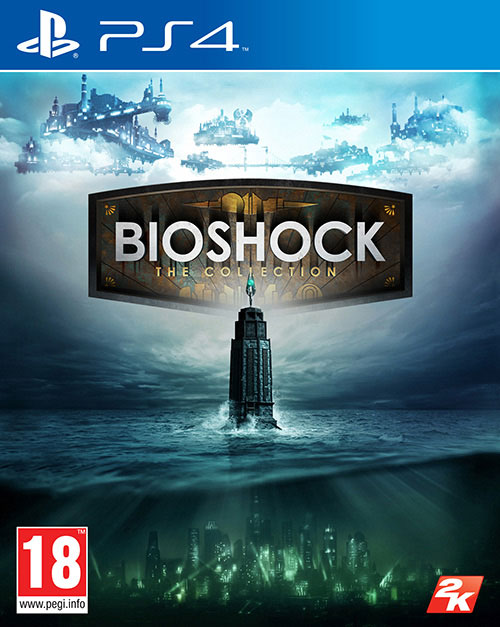 Bioshock The Collection - PlayStation 4 Játékok