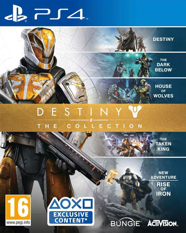 Destiny The Collection - PlayStation 4 Játékok