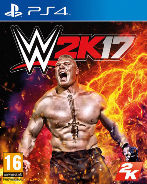 WWE 2K17 PS4 - PlayStation 4 Játékok