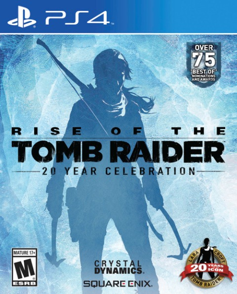 Rise of the Tomb Raider 20 Year Celebration Edition