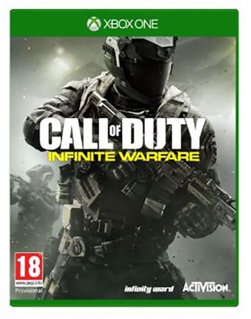 Call of Duty Infinite Warfare Xbox One - Xbox One Játékok