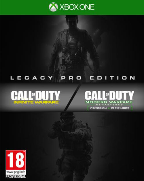 Call of Duty Infinite Warfare Legacy Pro Edition Xbox One - Xbox One Játékok