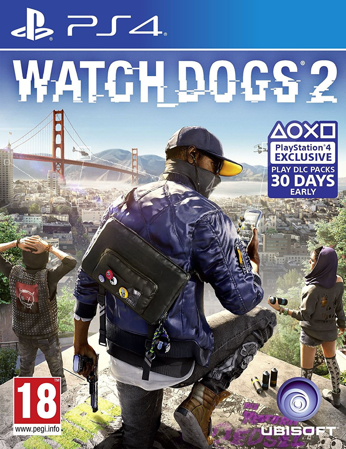 Watch Dogs 2 - PlayStation 4 Játékok