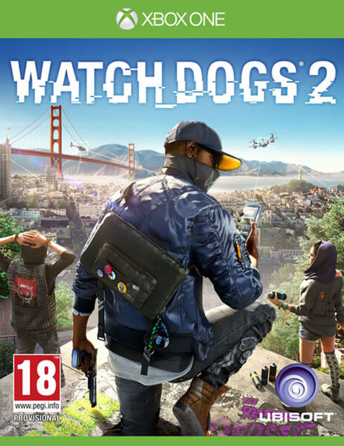 Watch Dogs 2 - Xbox One Játékok
