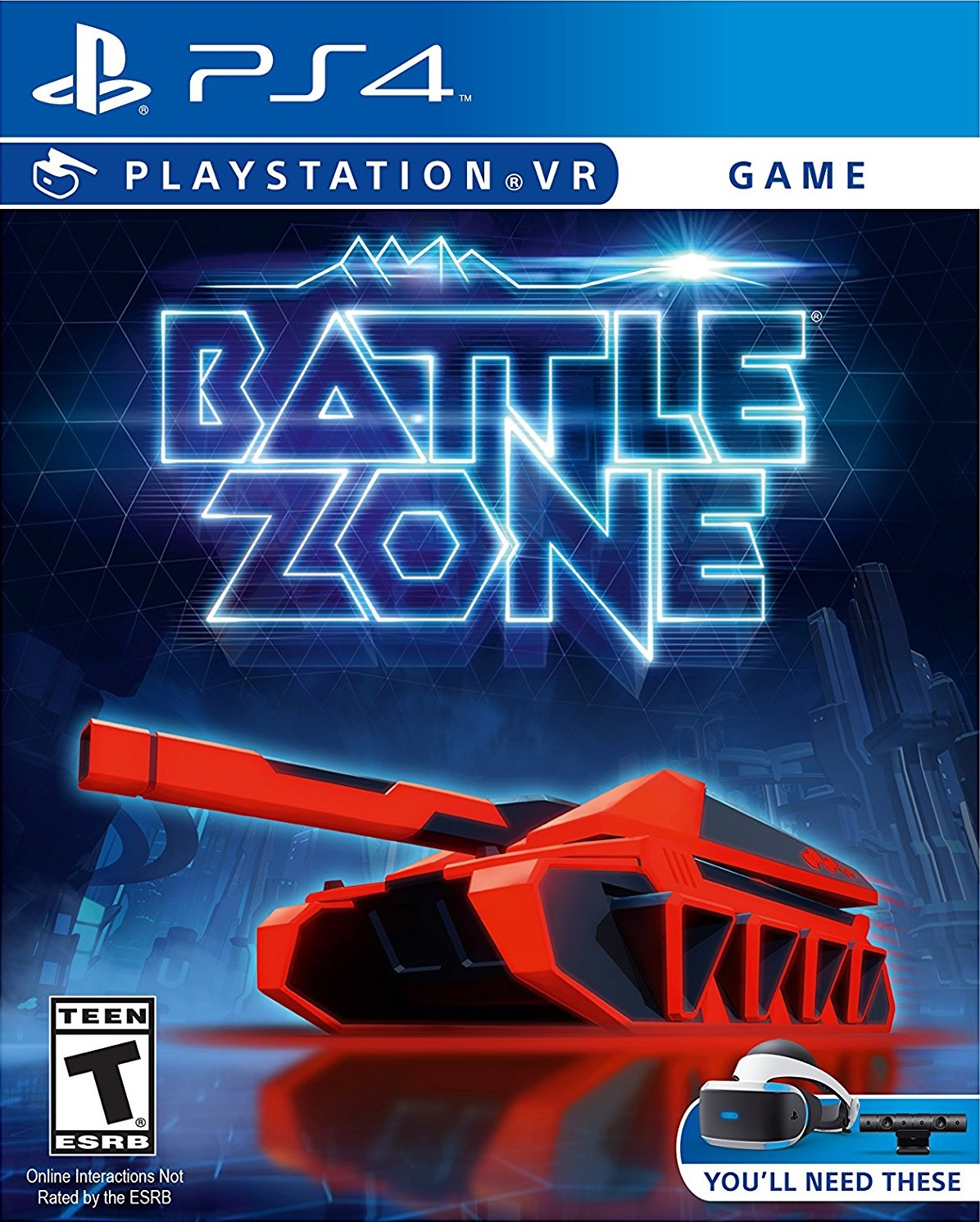 Battle Zone PSVR