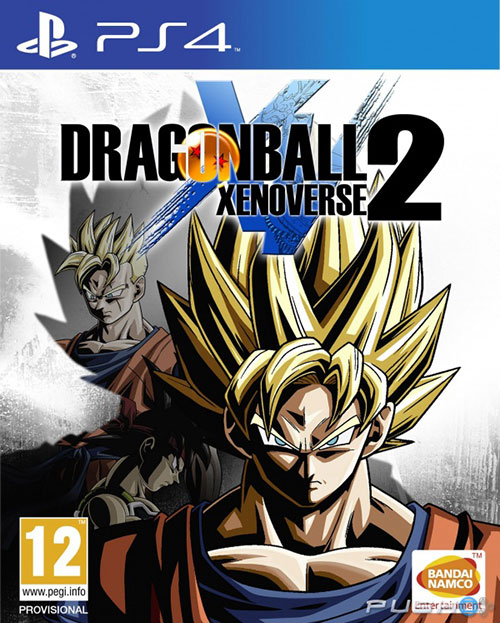 Dragon Ball Xenoverse 2 PS4 - PlayStation 4 Játékok