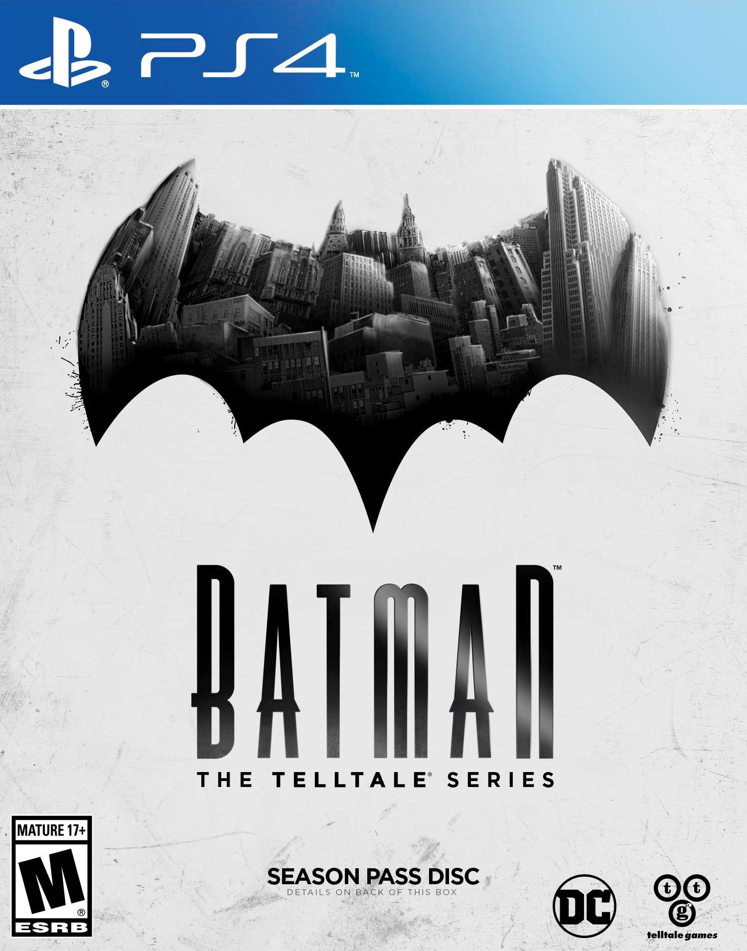 Batman The Telltale Series - PlayStation 4 Játékok