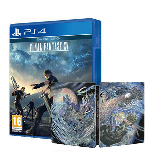 Final Fantasy XV Delux Edition - PlayStation 4 Játékok