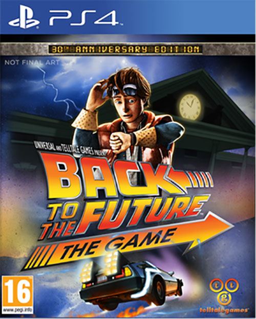 Back to the Future The Game 30th Anniversary Edition