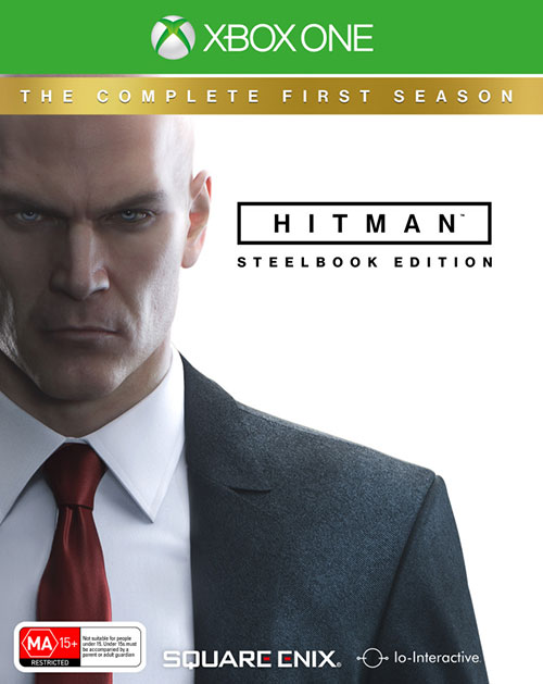 Hitman The Complete First Season Edition