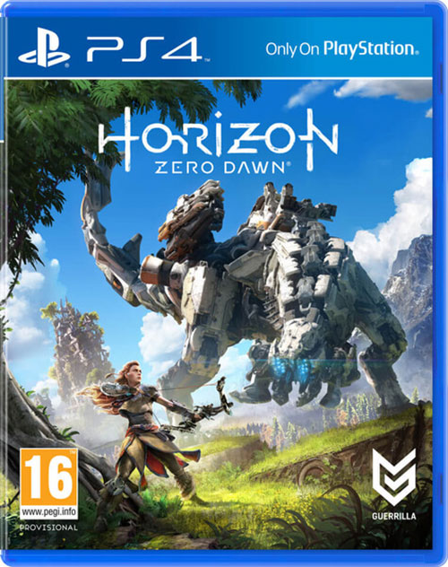 Horizon Zero Dawn - PlayStation 4 Játékok