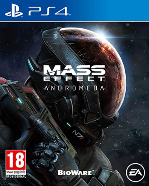 Mass Effect Andromeda - PlayStation 4 Játékok