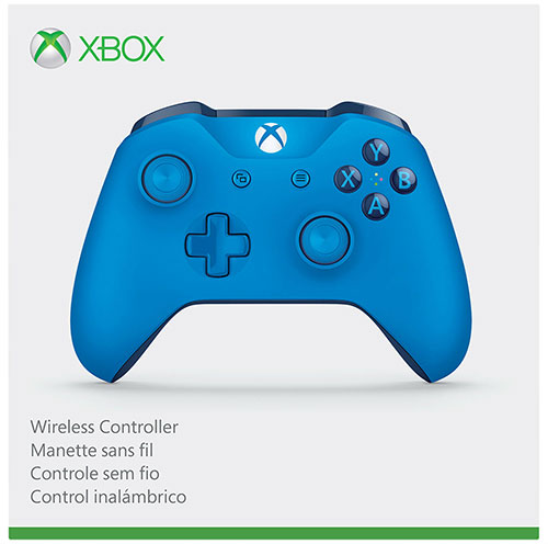 Microsoft Xbox One Wireless Controller Blue