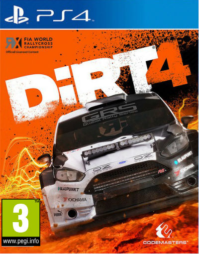 Codemasters Dirt 4