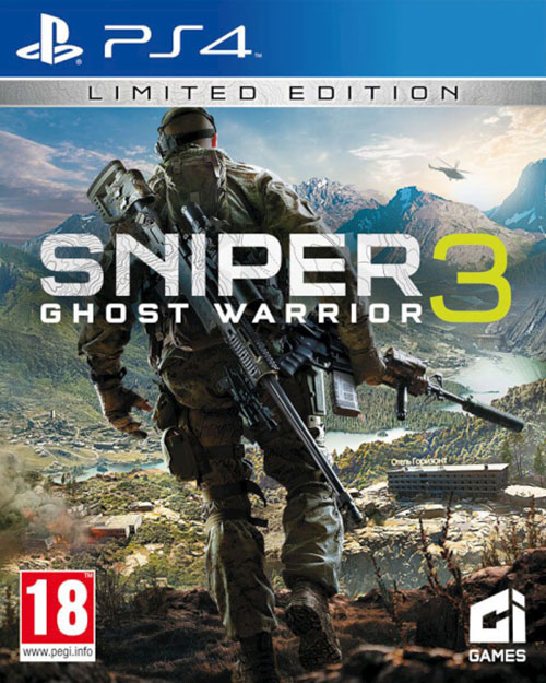 Sniper Ghost Warrior 3 - PlayStation 4 Játékok