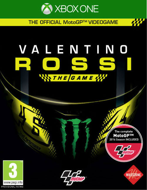 Valentino Rossi The Game - Xbox One Játékok