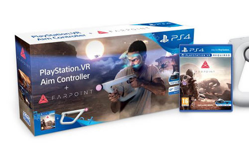 Farpoint Playstation VR Aim Bundle