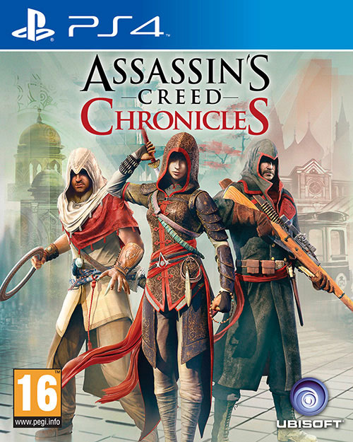 Assassins Creed Chronicles - PlayStation 4 Játékok