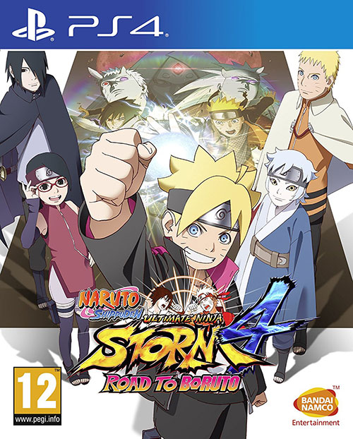 Naruto Shippuden Ultimate Ninja Storm 4 Road to Boruto - PlayStation 4 Játékok