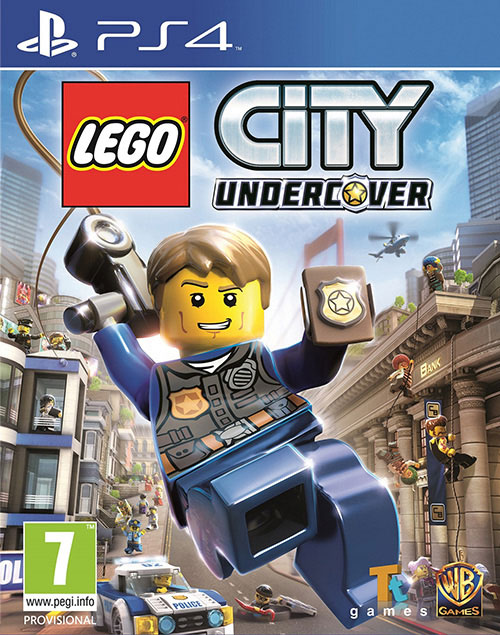 Lego City Undercover  - PlayStation 4 Játékok