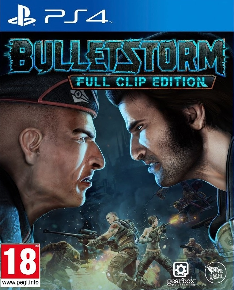 Bulletstorm Full Clip Edition - PlayStation 4 Játékok