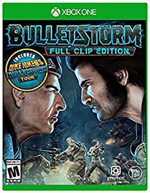 Bulletstorm Full Clip Edition - Xbox One Játékok