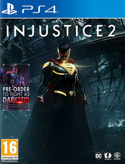 Injustice 2 - PlayStation 4 Játékok