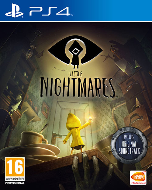 Little Nightmares - PlayStation 4 Játékok