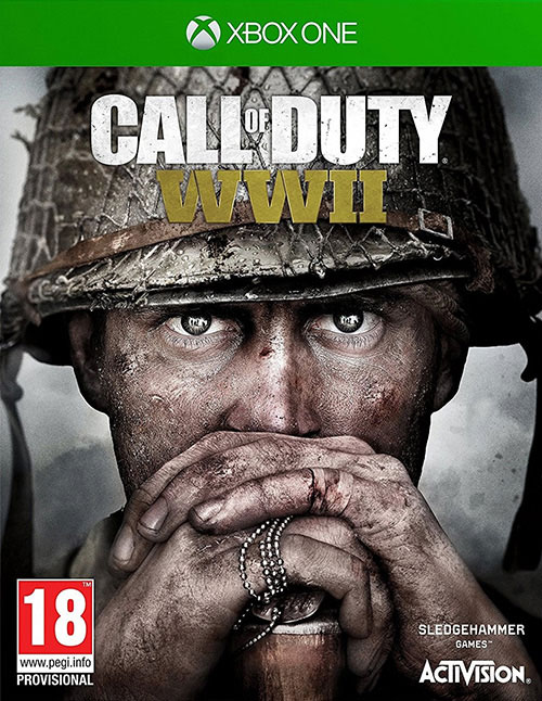 Call Of Duty WWII - Xbox One Játékok