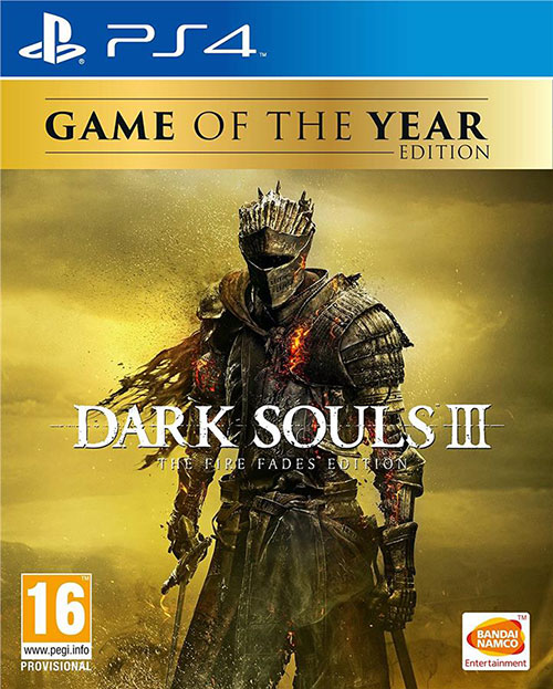 Dark Souls 3 Game Of The Year Edition