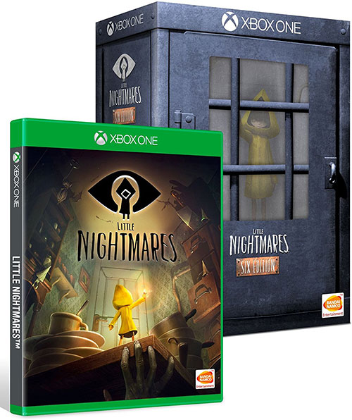 Little Nightmares Six Edition - Xbox One Játékok