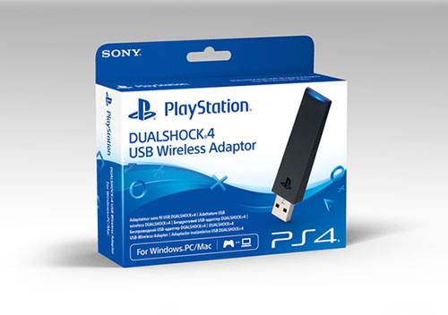 Playstation 4 USB Wireless Adapter (PC,MAC)