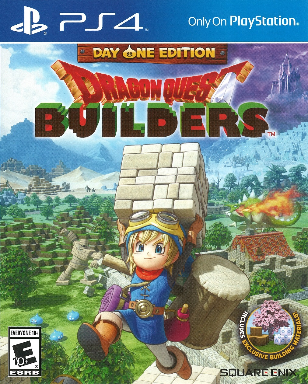 Dragon Quest Builders - PlayStation 4 Játékok