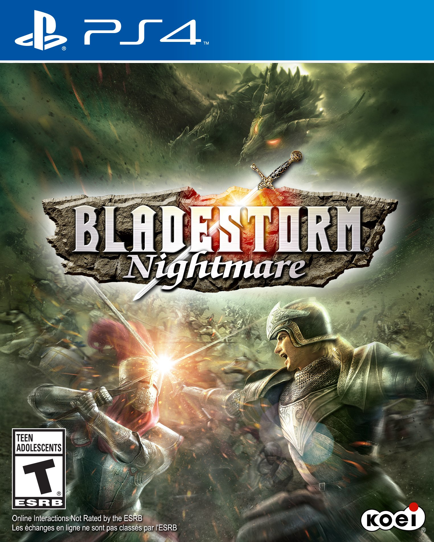 Bladestorm Nightmare - PlayStation 4 Játékok