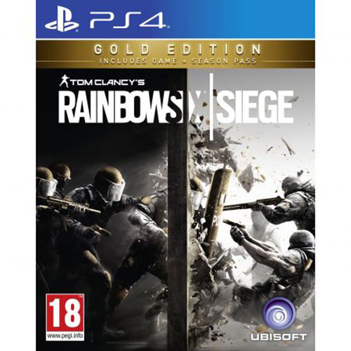 Tom Clancys Rainbow Six Siege Gold Edition