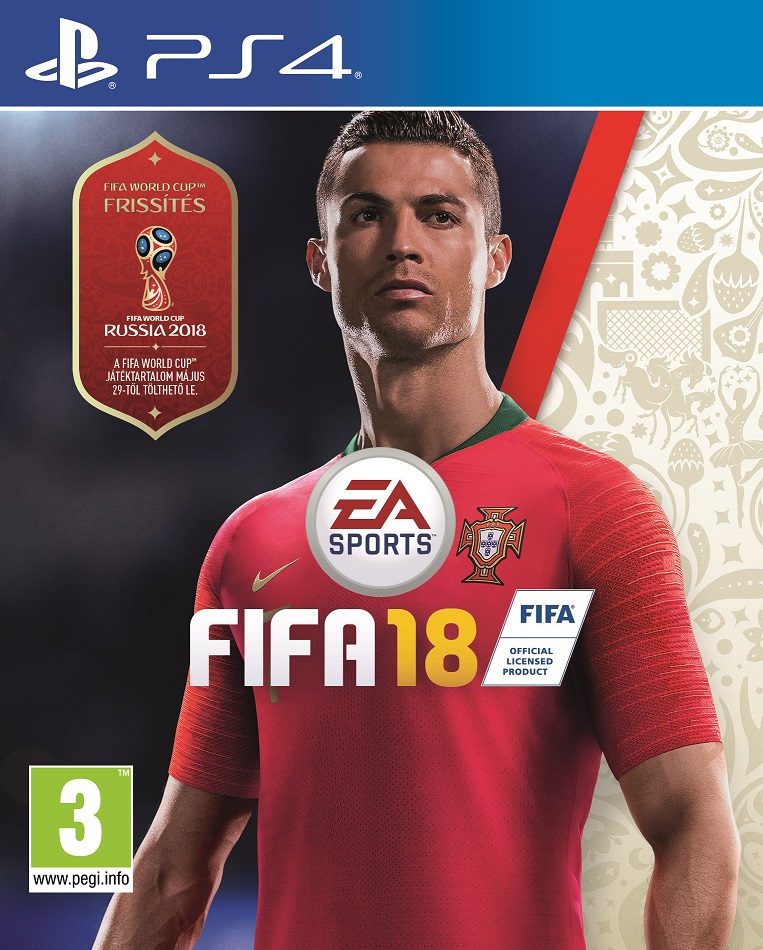 FIFA 18 + World Cup Russia 2018 DLC - PlayStation 4 Játékok