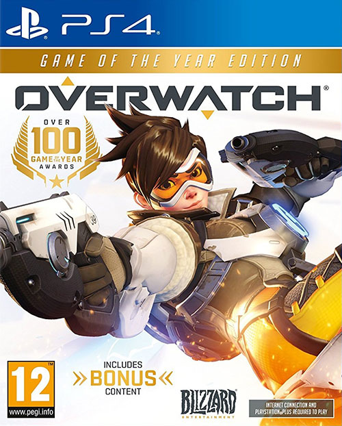Overwatch Game Of The Year Edition - PlayStation 4 Játékok