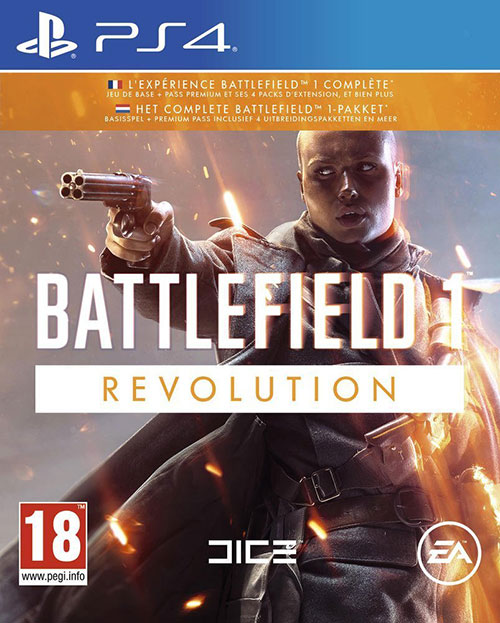Battlefield 1 Revolution - PlayStation 4 Játékok