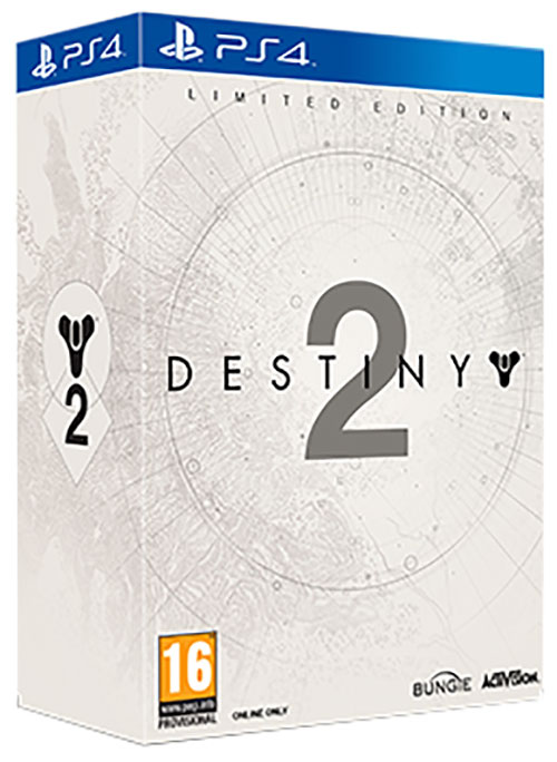 DESTINY 2 Limited Edition - PlayStation 4 Játékok